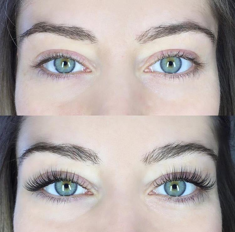 Eyelash Extensions Allure Spa Wellness